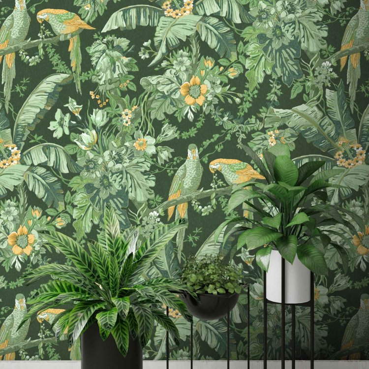 wallpaper trends 2020, wallcovering trends