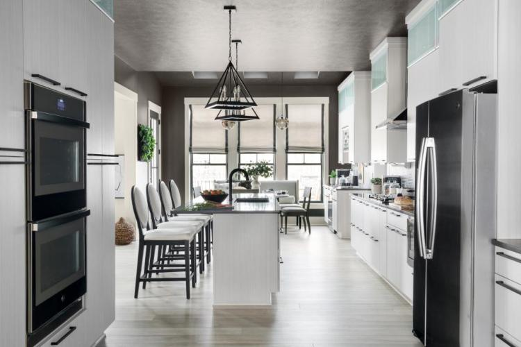 kitchen trends 2020, flooring trends 2020