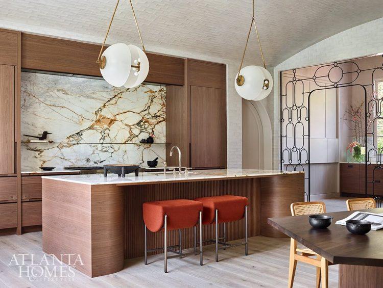 designer showhouse, southeastern, kitchen trends