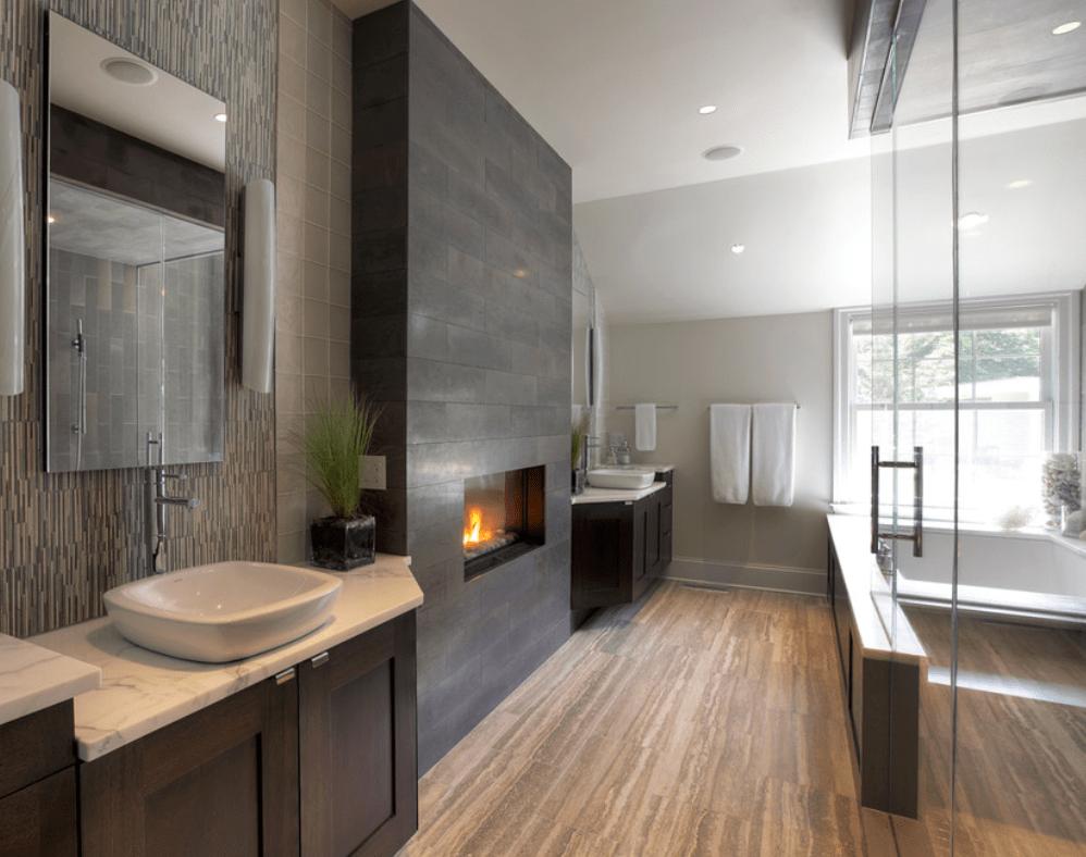 Master Bath Decorating Trends 2015-2016 - Loretta J ... on Bathroom Ideas Photo Gallery  id=49796