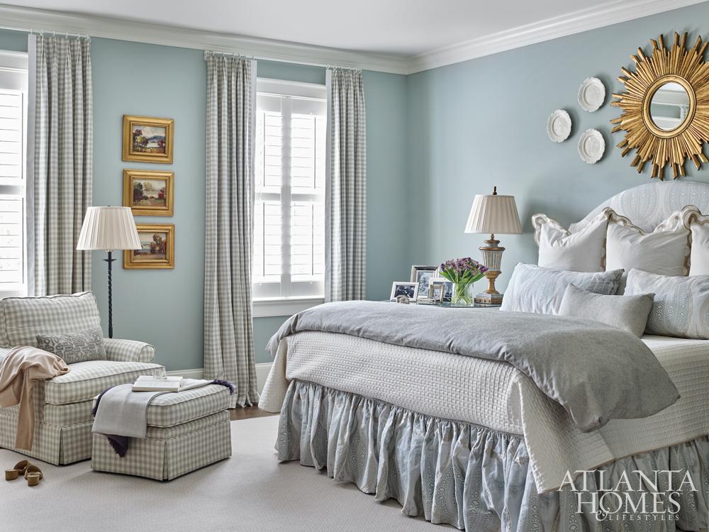 Spring Design - Loretta J. Willis, DESIGNER on Trendy Bedroom  id=79927