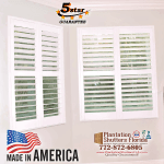 Plantation Style Shutters In And Around Port St Lucie Fl