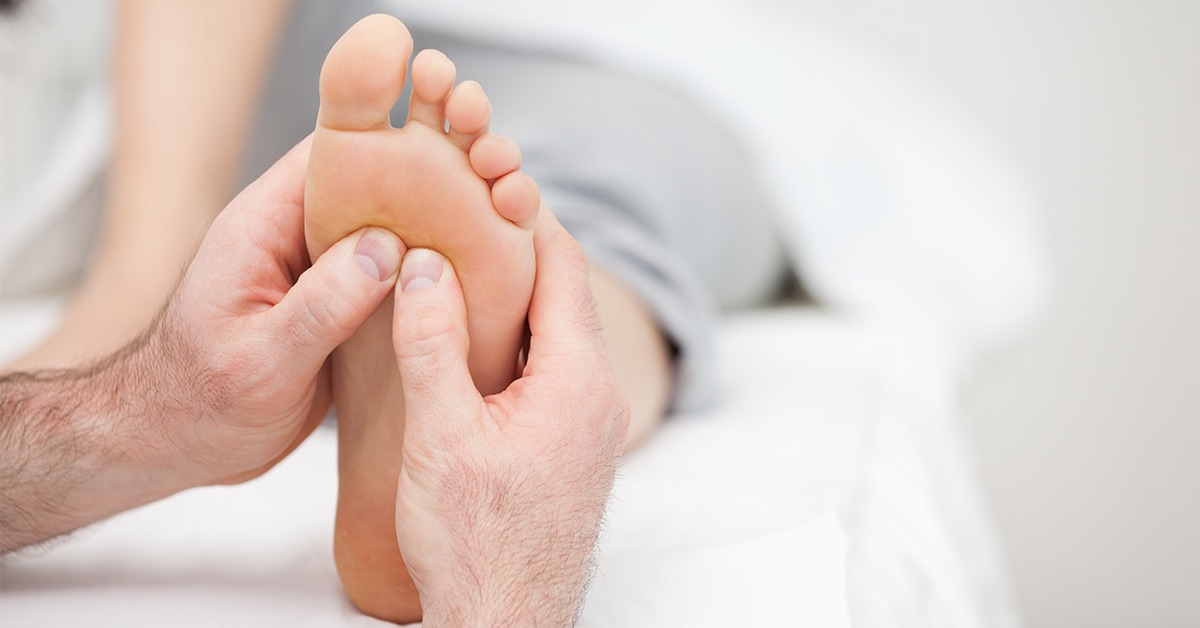 Foot Massage Therapy Brisbane