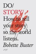 Book Cover Bobette Buster How to tell your story