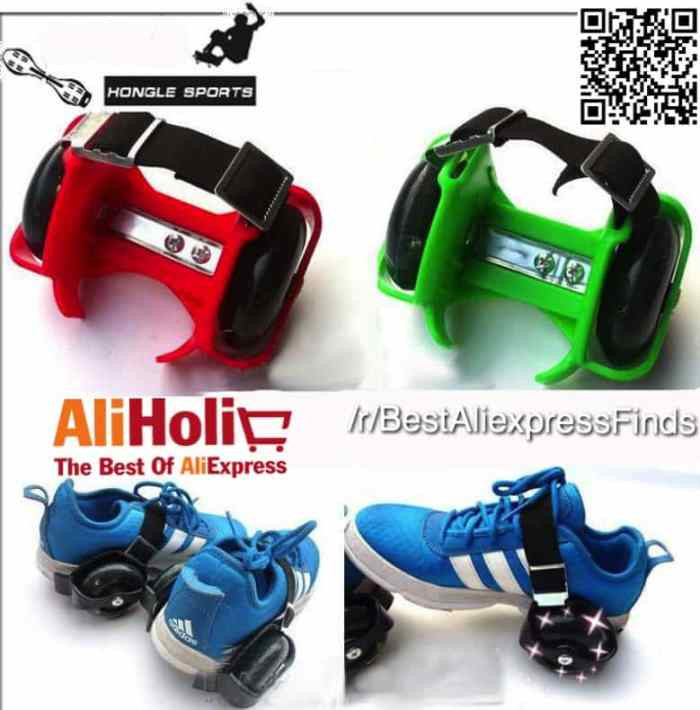 Clip on roller skate wheels Aliexpress