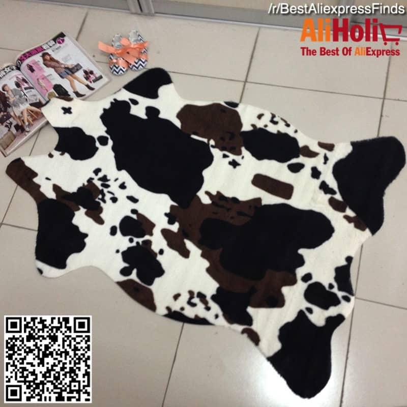 Animal print rug imitation Aliexpress