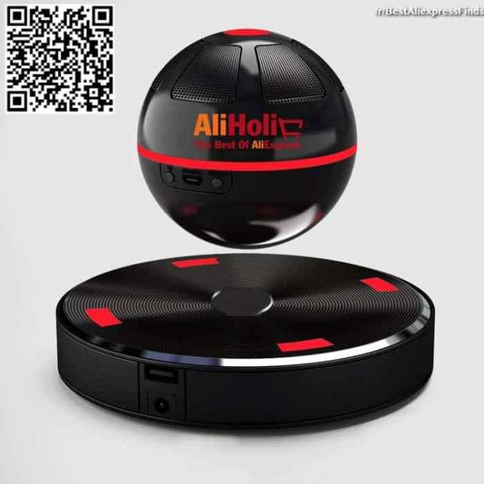 Magnetic levitating speaker Aliexpress