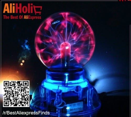 Plasma ball AliExpress