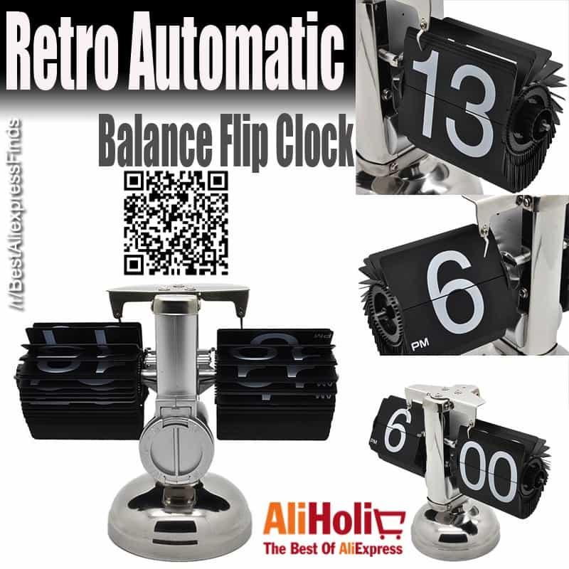 Retro flip click Aliexpress