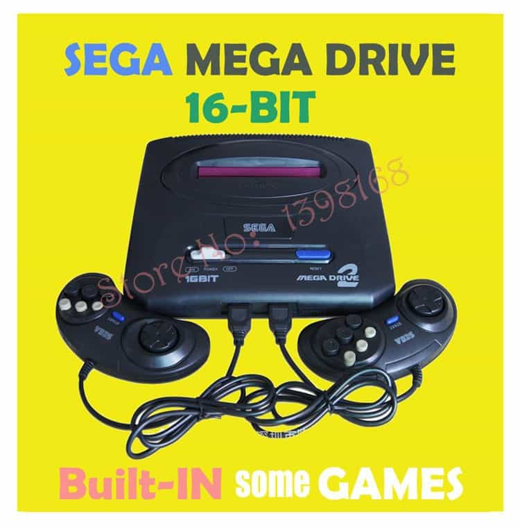 Sega Mega Drive II AliExpress