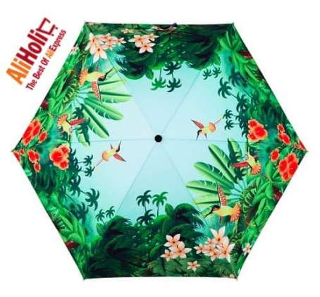 Beautiful design umbrella AliExpress 1-1