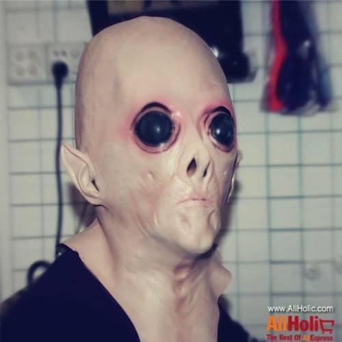 Realistic UFO alien mask AliExpress