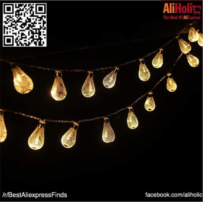 20 LED lamp lights