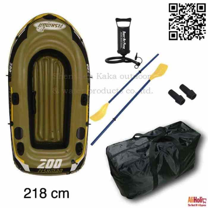2-person-inflatable boat