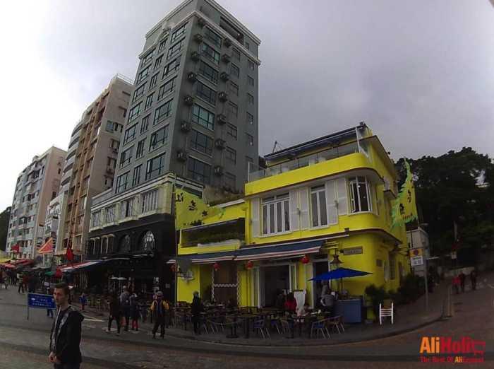Hong Kong shek-o example