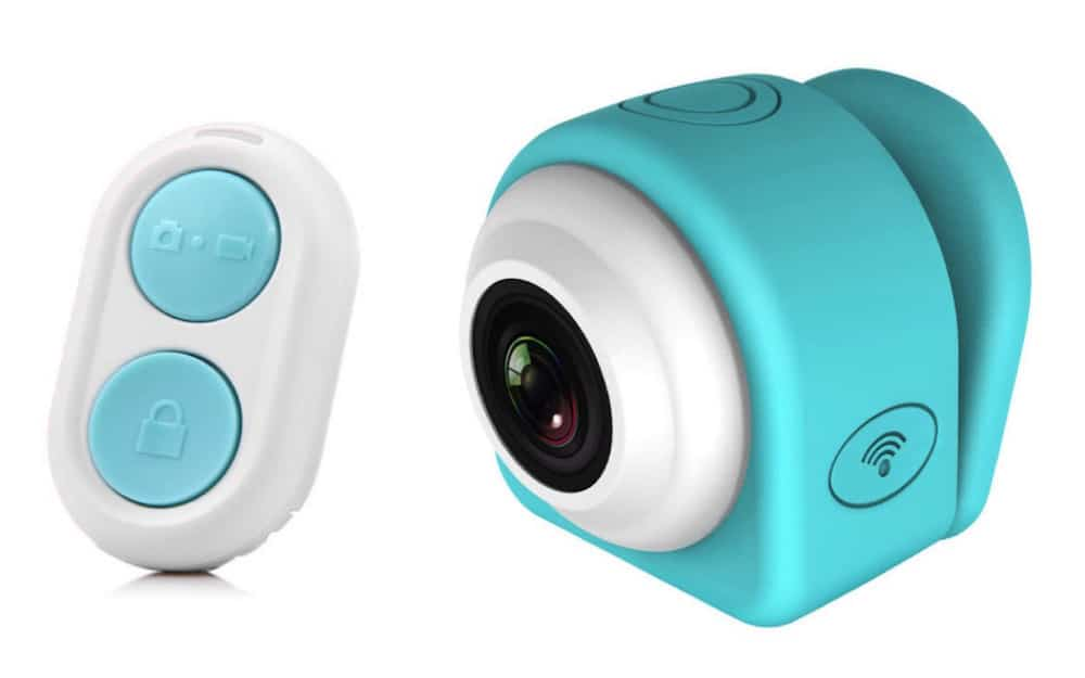 Soocoo-G1-magnetic action-camera