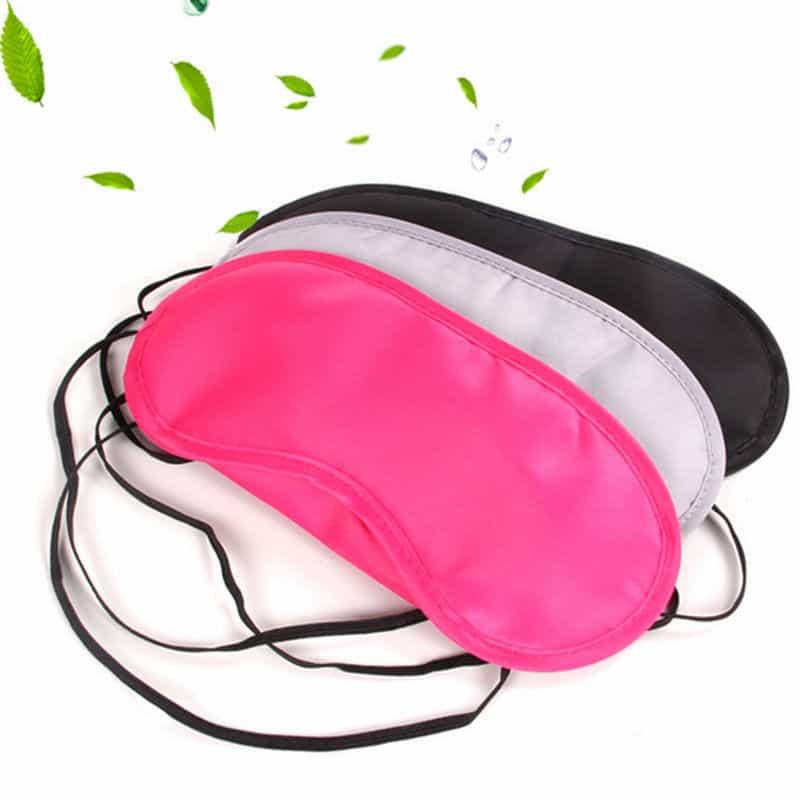 travel sleep eye mask