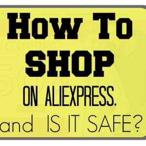 how to shop on aliexpress