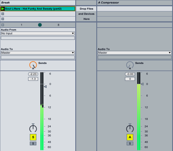 Compress Yourself: Parallel Processing in Ableton Live