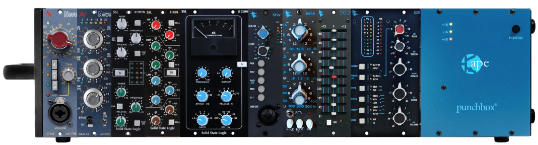 SSL, Neve and API and on a Budget | Zeroes and Ones