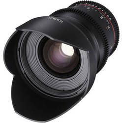 Rokinon 24mm T1.5 Cine DS Lens for Sony E-Mount