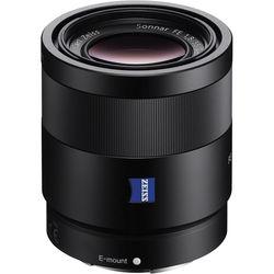 Sony Sonnar T FE 55mm f1.8 ZA Lens