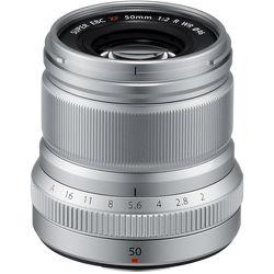 Fujinon 50mm f2 R WR Silver