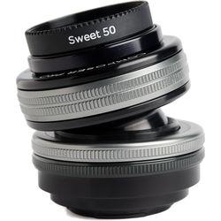 Lensbaby Composer Pro II with Sweet 50 Fujifilm X-Mount