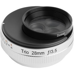 Lensbaby Trio 28mm f3.5 Fujifilm X-Mount
