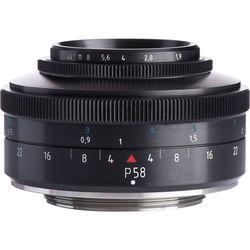 Mayer Optik Gorlitz 58mm f1.9 Fujifilm X-Mount