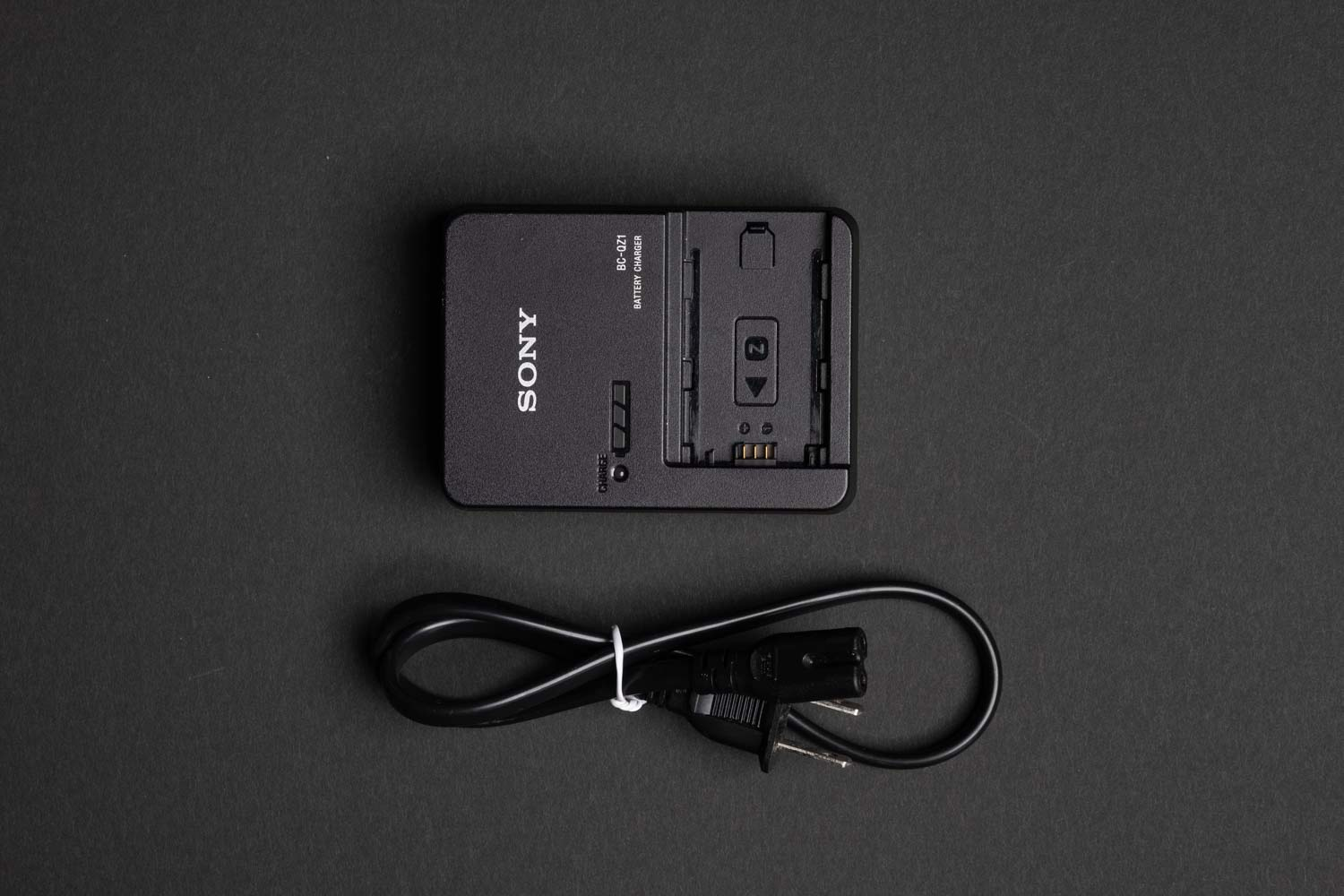 Sony BC-QZ1 Battery Charger For Z Batteries