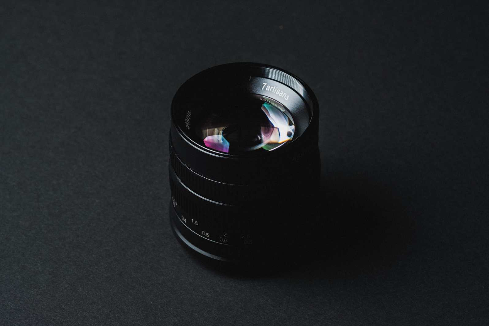 7Artisans 55mm f1.4 Review