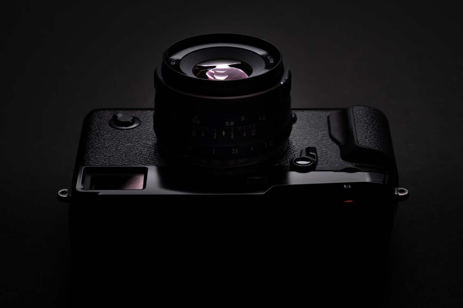 Meike 35mm f1.7 X-Pro2