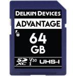 Delkin Advantage Memory Card for LX100II