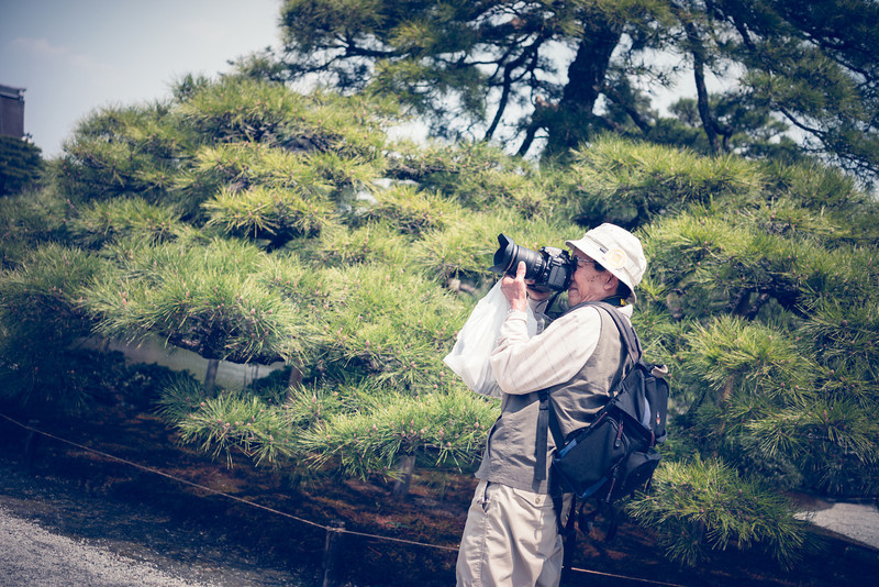 Nikon Photographer in Japan