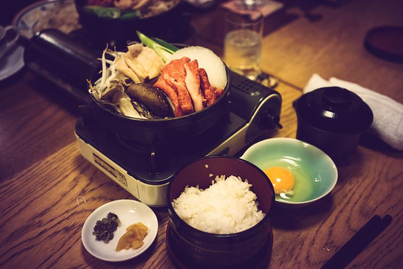 Oumi Wagyu Sukiyaki
