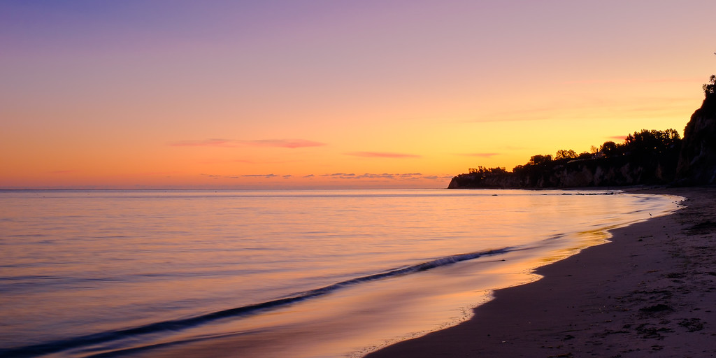 Paradise Cove Malibu California