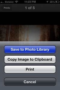 Save Photo On Iphone From Dropbox