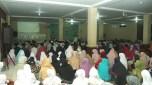 Jamaah wanita Masjid Al Ikhlas