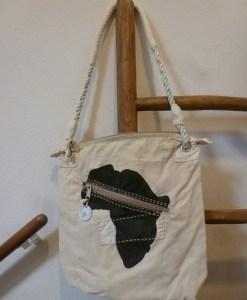 Double Zip Bag