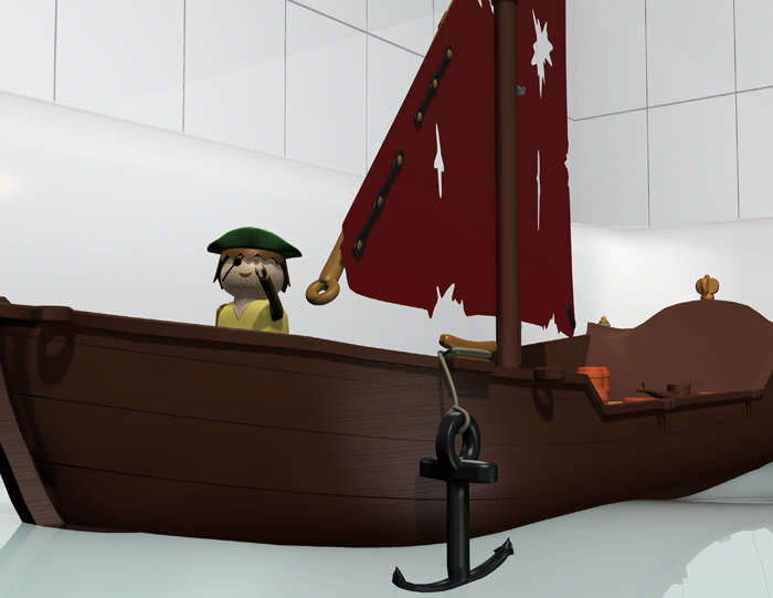 Sail Toy