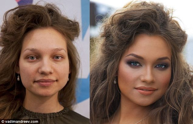 The Power of Makeup