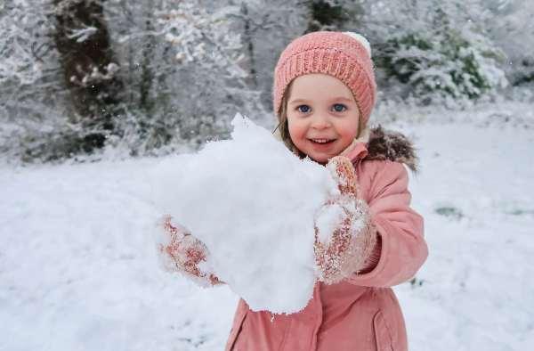 Как одевать ребенка зимой. Несколько советов для скептиков ...