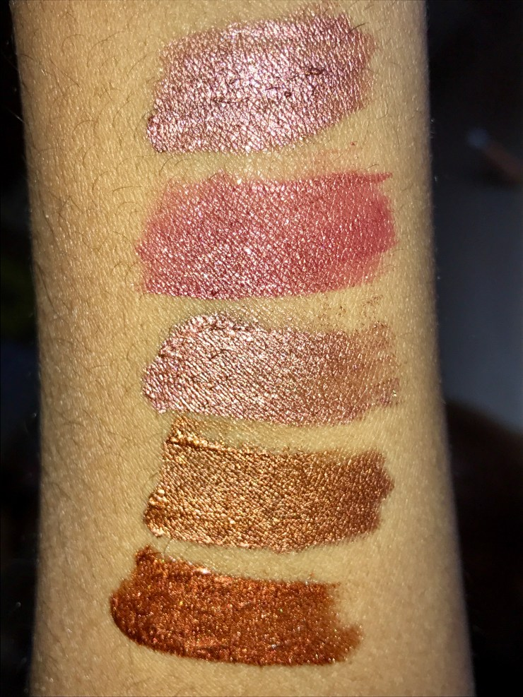 Colourpop ultra metallic lipstick