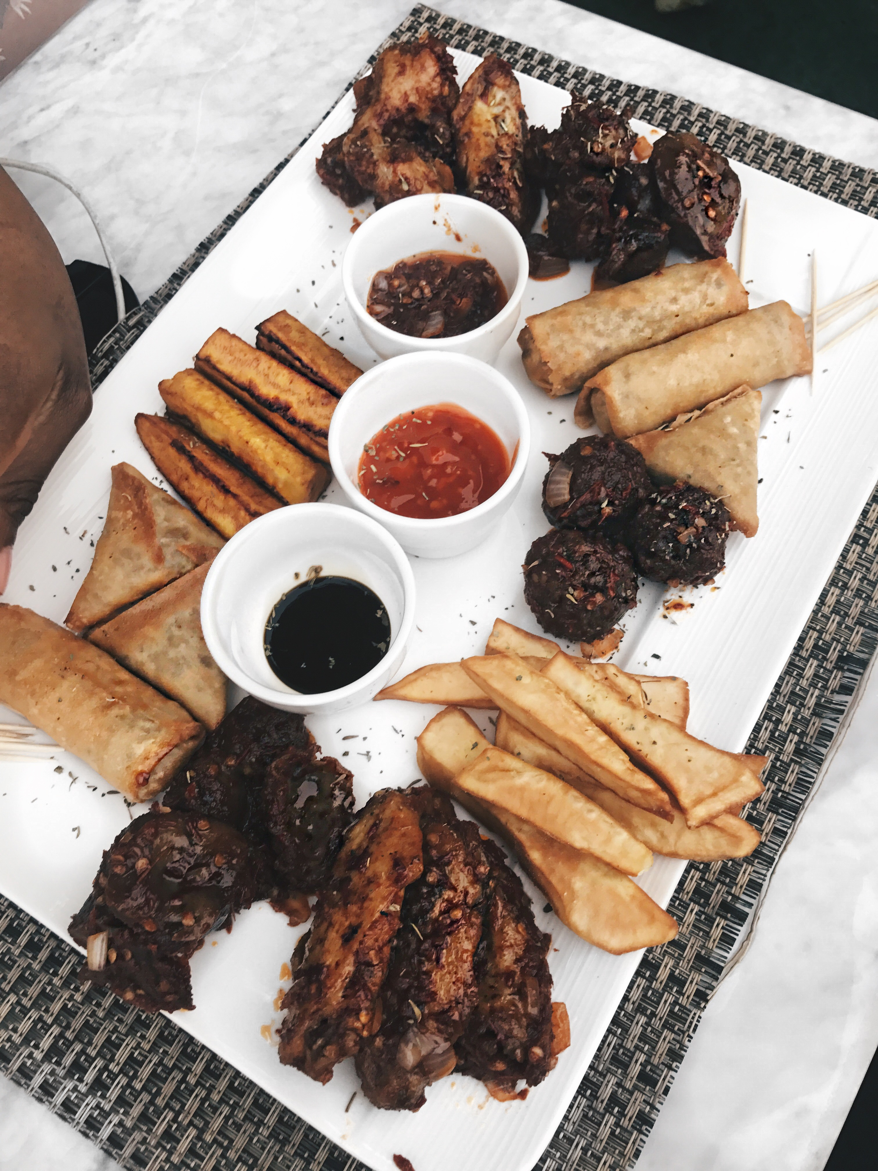 Yum: The Bridge, Lagos