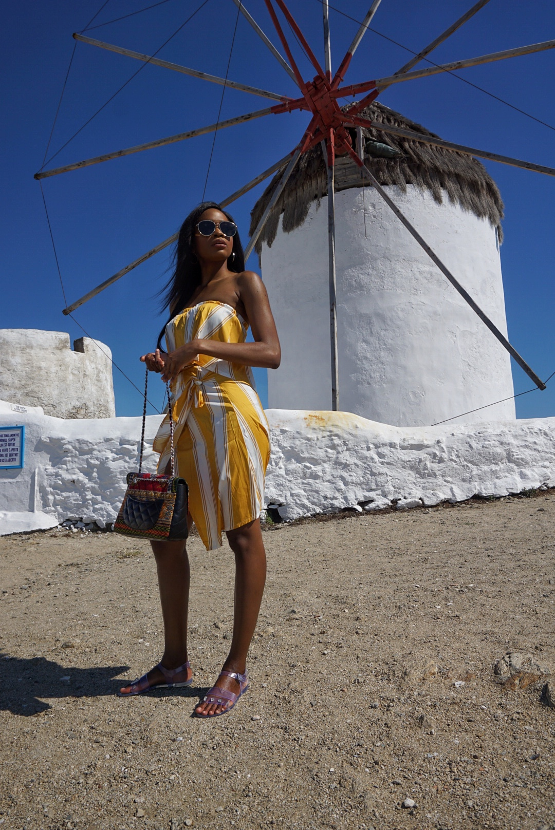 Travel Guide: Mykonos, Greece – Day 1