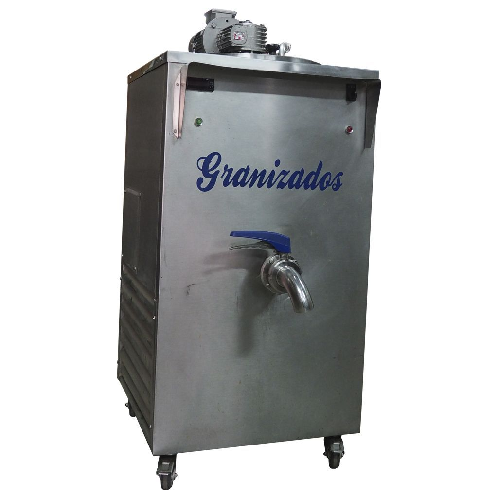 GRANIZADORA 100 LT