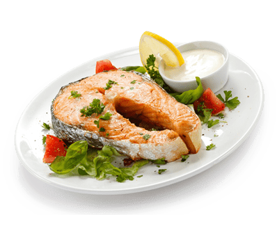 Salmon Ribot