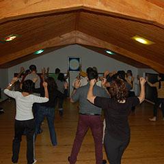 danzas del mundo fin de semana ocio alternativo