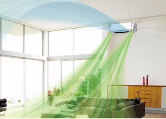 Инверторен климатик Fujitsu General ,модел: ASHG09KXCA Nocria DUAL BLASTER-3567